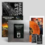Vendetta dal futuro – Hand Of Steel (LP) Limited 49 Steel Box