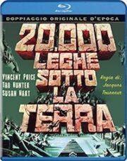 20.000 leghe sotto la Terra (Blu Ray)