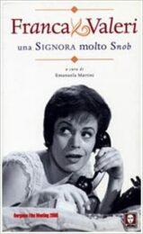Franca Valeri – Una signora molto snob
