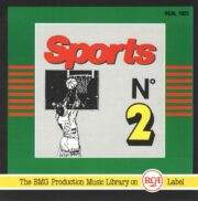 BMG Production Music Library on RCA label: Sports n.2 (CD nuovo sigillato)