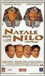 Vacanze sul Nilo (VHS NUOVA SIGILLATA)