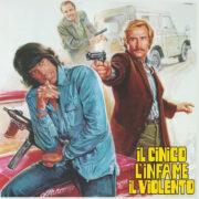 Il cinico, l'infame, il violento (45 rpm + Cartolina)