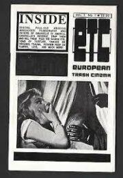 European Trash Cinema – Vol.2 n.1/2/3/4