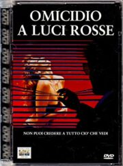 Omicidio a luci rosse (prima ed. Jewel Box)