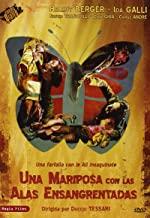 Mariposa Con Las Alas Ensangrentadas – Una farfalla con le ali insanguinate (IMPORT IN ITALIANO)