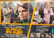 Gli amici di Nick Hezard (fotobusta AUTOGRAFATA DA LUC MERENDA)
