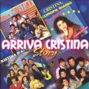Cristina D'Avena – Arriva Cristina Story (4 CD – nuovo sigillato)