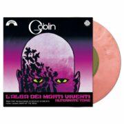 Alba dei morti viventi (Dawn of the dead – Zombi) 45 giri Grey & Pink Brain vinyl LTD. ED. RECORD STORE DAY 2021