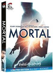 Mortal (Blu Ray+Booklet)