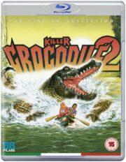 Killer crocodile 2 (Blu Ray)