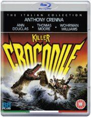 Killer crocodile (Blu Ray)