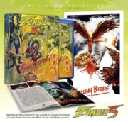 Killing birds Raptors – Zombie 5 (Blu Ray) LIMITED EDITION