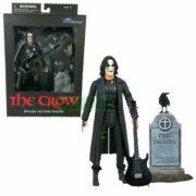 Crow, The Il Corvo – Deluxe action figure
