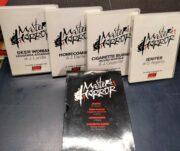 Box Masters of Horror: Jenifer, Cigarette Burns, Homecoming, Deer Woman (4 DVD – PROMO SKY CINEMA)