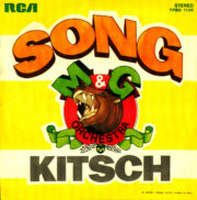 M & G Orchestra – Song / Kitsch (45 giri)