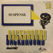 Background Music – Suspense (LP)