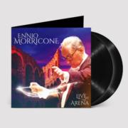 Ennio Morricone Live In Arena – Deluxe Gatefold Vinyl 2LP