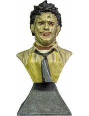 Texas Chainsaw Massacre Leatherface Mini Bust 15cm Non aprite quella porta