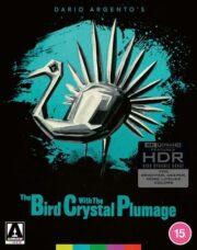 Uccello dalle piume di cristallo, L' (Blu Ray 4K + Blu-ray limited edition)