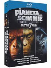 Pianeta delle scimmie, Il  – Evolution Collection (7 Blu-Ray)