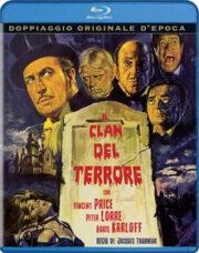 Clan del terrore, Il (Rimasterizzato HD) Blu Ray