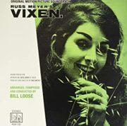 Russ Meyer's Vixen Original Motion Picture Soundtrack (LP Violet Vinyl Edition)