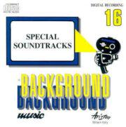 Background Music – Special Soundtracks (LP)