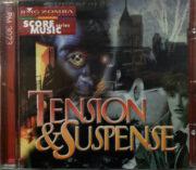 Scores Series Music – Tension & Suspense (CD)