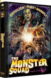 Monster Squad (Scuola di Mostri) CMC#03 – Mediabook Variant A (Blu Ray + DVD)