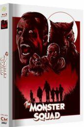 Monster Squad (Scuola di Mostri) CMC#03 – Mediabook Variant C (Blu Ray + DVD)