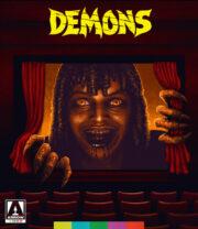 Demoni (Blu Ray 4K + Blu-ray limited edition slipcase)