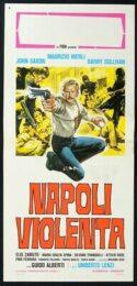 Napoli violenta (locandina 35×70)