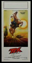 Tex e il Signore degli Abissi (locandina 35×70)