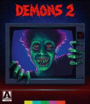Demoni 2 (Blu Ray 4K + Blu-ray limited edition slipcase)