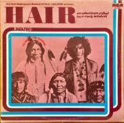 Hair – An American Tribal Love-Rock Musical (LP)
