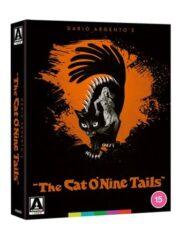 Gatto a nove code, Il (Blu Ray 4K + Blu-ray limited edition)