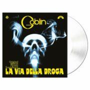 Via della droga , La (LP clear vinyl)