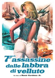 7 Assassine Dalle Labbra Di Velluto (edizione limitata) DVD+Poster