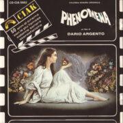 Phenomena – Prima edizione CD