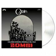 Zombi (LP) clear vinyl