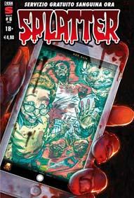 Splatter (nuova serie) n. 6