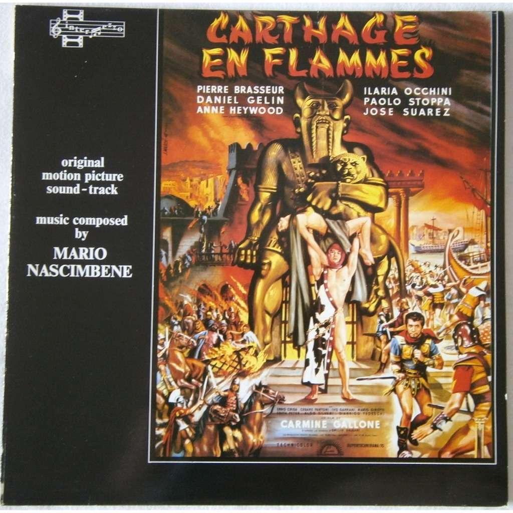 Cartagine in fiamme (LP)