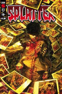Splatter (nuova serie) n. 3