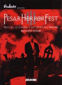 PesarHorrorFest – Catalogo 2006