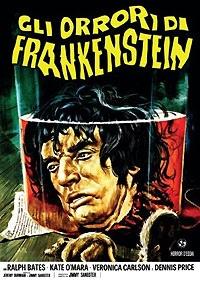 Orrori di Frankenstein, Gli