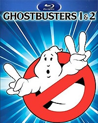 Ghostbusters Collection (2 BLU RAY)