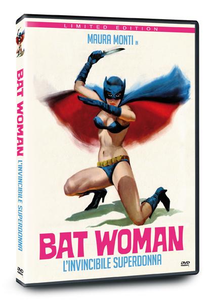 Bat woman, l'invincibile superdonna