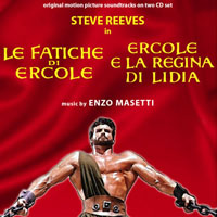 Fatiche di Ercole, Le/ Ercole e la regine di Lidia (2 CD)