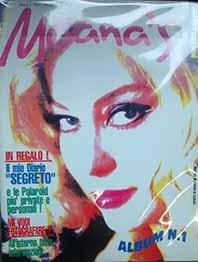 Moana's Club – Album n.1 (maggio 1993)