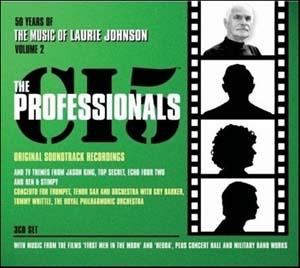 Professionals, The – Original soundtrack and more (3 CD)
